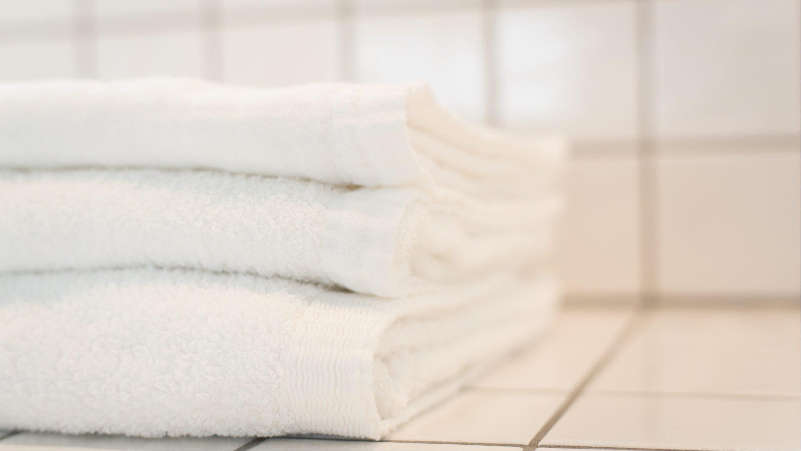 お気に入りのタオルをそろえて、おうちの中にHAPPYを呼び込もう!